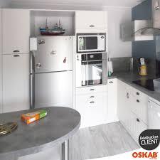 cuisine couleur ivoire plan de travail cuisine blanche 1 cuisine 233quip233e ivoire bois