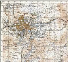 Terrain Map Digital Elevation Modeling And Mapping Digital Elevation Model