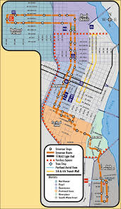portland light rail map metro cincinnati case study portland streetcar
