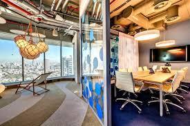 google israel israel office tel aviv by evolution design office facilities