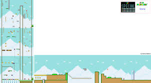 Super Mario World Level Maps by Back Of The Cereal Box Mario U0027s Lost Bytes