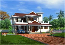 Model Home Design Pictures by Interesting Architecture Design Kerala Model 4 Bedroom House Plans