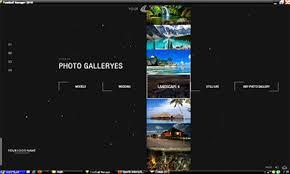 picture gallery html template photo gallery template html journey
