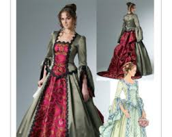 Victorian Halloween Costume Victorian Dresses Etsy
