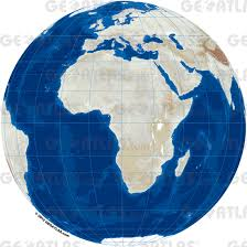 World Map Globe by Map Of Africa On Globe Deboomfotografie