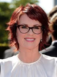casual hairstyles with glasses short haircut for older women with