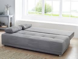 schlafsofa 120 cm schlafsofa couch paolo 201x96cm grau funktionssofa schlafcouch