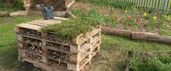 Wildlife Garden Ideas Gardening For Wildlife Insect Hotels Wildlife Trust