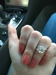 freshly done nails u2026 new ring pic show me your ring and nails