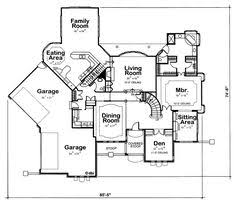Luxary Home Plans Diy Projects Rectangular Floor Plans Tritmonk Modern Home Interior