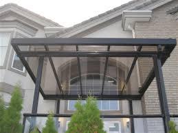 glass and aluminum patio covers primeline industries maple ridge