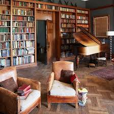 Home Library Design Uk 258 Best Personal Libraries Images On Pinterest Books Book