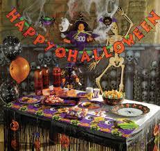 halloween pumpkin hanging party decorations wikii tissue poms set