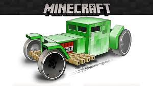 minecraft car mattel is launching special minecraft wheels next month modojo