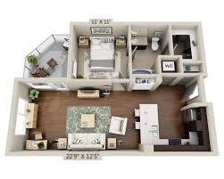 floor plans and pricing for 13th and market downtown diego