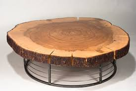 How To Make A Wood Stump End Table by Unique Tree Stump Coffee Table Loccie Better Homes Gardens Ideas