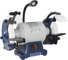 Bench Grinders Review Rikon 8 Inch Professional Low Speed Bench Grinder