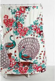 peacock bathroom ideas 59 best peacock shower curtains birds images on shower