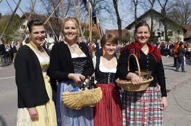 german dirndls photo information