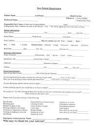 patient registration form template it informative essay prompts
