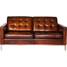 canape vintage cuir canape vintage cuir marron canapac vintage en cuir marron florence