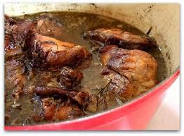 cuisine lapin au vin blanc un dimanche a la cagne gibelotte ou civet