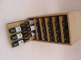 wine bottle tray show wine racks accommodate both single bottles and wine cases