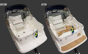boat floor replacement materials boat flooring ideas pvc