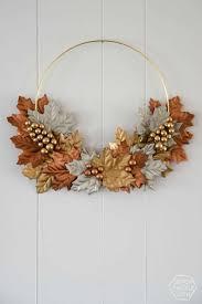 Fall Wreaths 20 Diy Fall Wreaths Easy Ideas For Autumn Wreaths