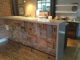 comptoir ciment cuisine comptoir mobiliers et autres evodesign