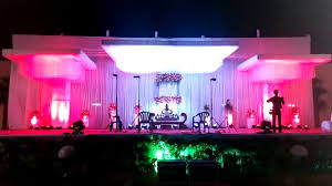 wedding stage decoration lighting wedding planners pune part 2