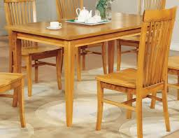 Maple Dining Room Table And Chairs Light Maple Dining Chairs Gallery Dining