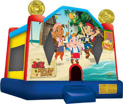 jake land pirate jump bay bay jumpers bounce