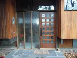 wood glass front doors modern glass front doors image collections glass door interior