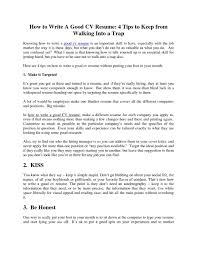 exles of really resumes fashionable how to write proper resume server exle exles