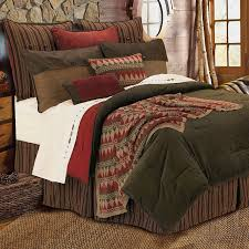 amazon com hiend accents wilderness ridge lodge bedding twin
