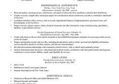 An Objective On A Resume Gorgeous Design Ideas Example Of An Objective On A Resume 14 How