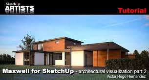 tutorials sketchup 3d rendering tutorials by sketchupartists