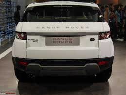 land rover evoque 2016 price range rover evoque launched in india team bhp