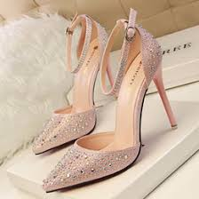 wedding shoes brands discount silver rhinestone pumps brands 2017 silver rhinestone