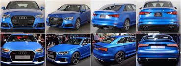 2018 audi rs3 is now on the usa audi site audiworld forums