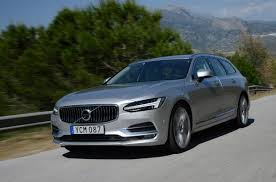 brand new volvo new volvo v90 estate 2016 review auto express
