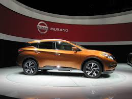 nissan murano vs hyundai santa fe 2015 nissan murano video new york auto show