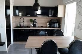 cuisine socoo réalisations la cuisine et bois de de sylvie et damien b de