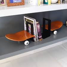 Skateboard Shelf Skateboard Petagadget