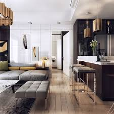Best  Modern Apartment Design Ideas On Pinterest Modern - Luxury apartment design