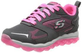 skechers walking shoes skechers childrens girls sketch air