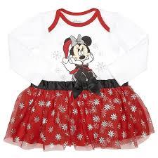 baby girls minnie mouse dress 0 9m 311000581