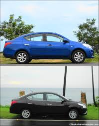 nissan almera vs sunny nissan sunny 2014 review u0026 pictures sunny days ahead