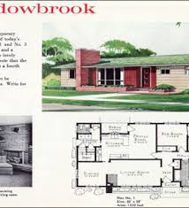 Split Level Floor Plans 1960s Vintage House Plans 1970s Ranch Homes Split Levels And